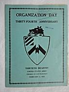 Organization Day, Thirty-Fourth Anniversary,…