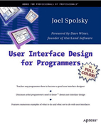 User Interface Design for Programmers by…