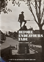 Before Endeavours Fade by Rose E.B. Coombs