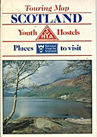 Touring Scotland, tourist route map, showing…