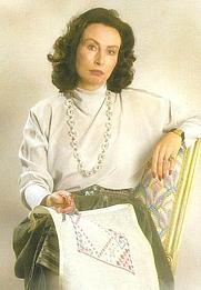 Author photo. Anna Pearson circa 1987