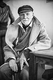 Author photo. Peter Vincent. Photo by Christopher Michel.