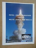 Naval Surface Warfare Center, White Sands,…