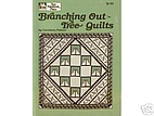 Branching out, tree quilts by Carolann…