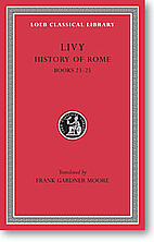 History of Rome, books 23-25 by Livy