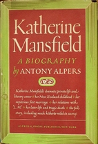 Katherine Mansfield,: A biography by Antony…