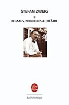 Le jeu dangereux by Stefan Zweig