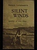 Silent Winds: Poetry of One Hopi by Ramson…