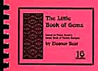 The Little Book of Gems by Eleanor Best