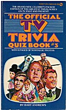 Official TV Trivia Quiz Book 3 by Bart…
