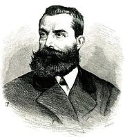 Author photo. Source: O Ocidente, v. I, (1878)