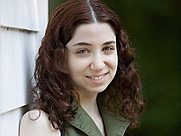 Author photo. Hannah Kaminsky