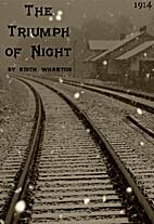 Triumph of Night by Edith Wharton