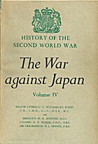 THE WAR AGAINST JAPAN - VOLUME IV , THE…