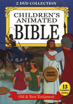 Children's Animated Bible: Old and New…