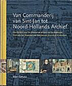 Van Commanderij van Sint-Jan tot…