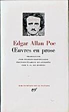 Lionizing [short fiction] by Edgar Allan Poe