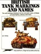 British Tank Markings & Names - Squadron…