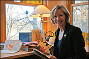Author photo. Betty Bright