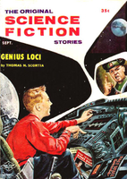 Science Fiction Stories September 1957 by…