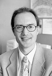 Author photo. Photo: Stan Sherer, University of Massachusetts Amherst