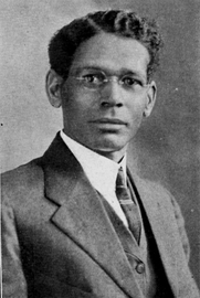 Author photo. Source: &quot;Scott's Official History of<br> the American Negro in the World War&quot; (1919)<br><a href=&quot;http://www.gwpda.org/commhome.html&quot;>WWI Commentaries/Articles</a>