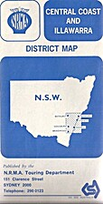 (aust) NSW : Central Coast and Illawarra…