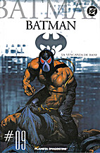 Batman: Vengeance of Bane by Chuck Dixon