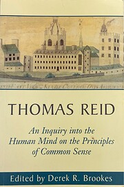 An Inquiry into the Human Mind on the…