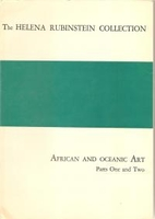 African and Oceanic Art, Parts one and Two.…