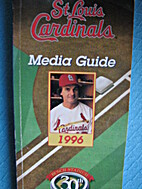 St. Louis Cardinals Media Guide 1996