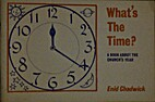 What's the time? A book about the Church's…