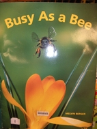 Busy as a Bee: Mini Book by Melvin Berger