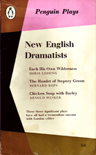 New English Dramatists 1 by E. Martin Browne