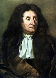 Author photo. Portrait by Hyacinthe Rigaud, 1684, from Wikipedia.com