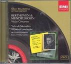 Violin Concertos [CD] by Yehudi Menuhin