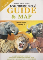 Kruger National Park Guide & Map by Andy and…