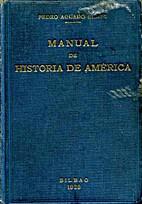 Manual de Historia de América.…
