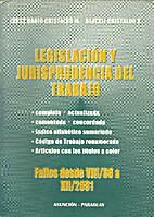 Legislación y Jurisprudencia del Trabajo by…