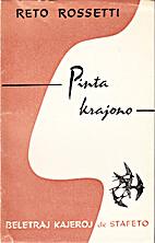 Pinta krajono by Reto Rossetti
