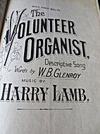 Volunteer Organist - Piano and Vocal Sheet…