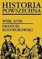 Historia powszechna Wiek XVIII by Emanuel…