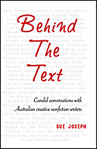 Behind the text : candid conversations with…