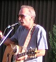 Author photo. Steve Bachman, July 13, 2003