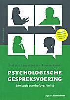 Psychologische gespreksvoering : een basis…
