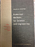 Numerical Methods for Science and…