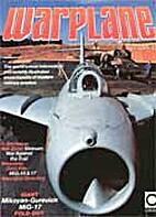 Warplane Volume 8 Issue 96 by Stan Morse