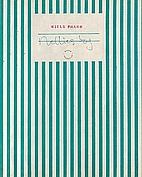 Nellies bog by Niels Frank