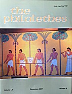 The Philalethes. Vol. LX. No 6 by Nelson…