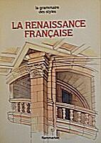 La Renaissance française by…